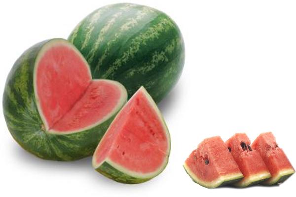 แตงโมผลไม้